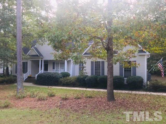 275 Williamston Ridge Drive, Youngsville, NC 27596 (#2342199) :: Marti Hampton Team brokered by eXp Realty