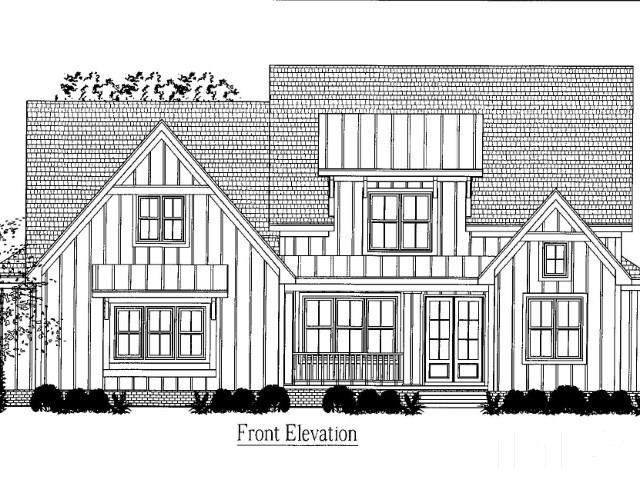 2636 Derby Glen Way Lot 9, Wake Forest, NC 27587 (#2348898) :: Rachel Kendall Team