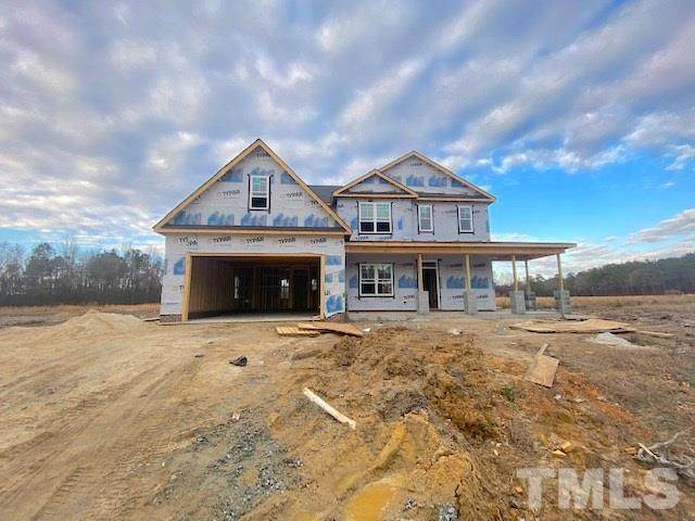486 Fallingbrook Drive, Kenly, NC 27542 (MLS #2350860) :: On Point Realty