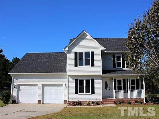103 Fieldale Drive, Lillington, NC 27546 (MLS #2351659) :: On Point Realty