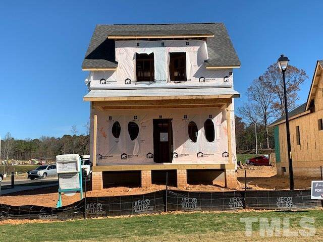 288 Cottage Way Lot 44, Pittsboro, NC 27312 (#2352491) :: M&J Realty Group