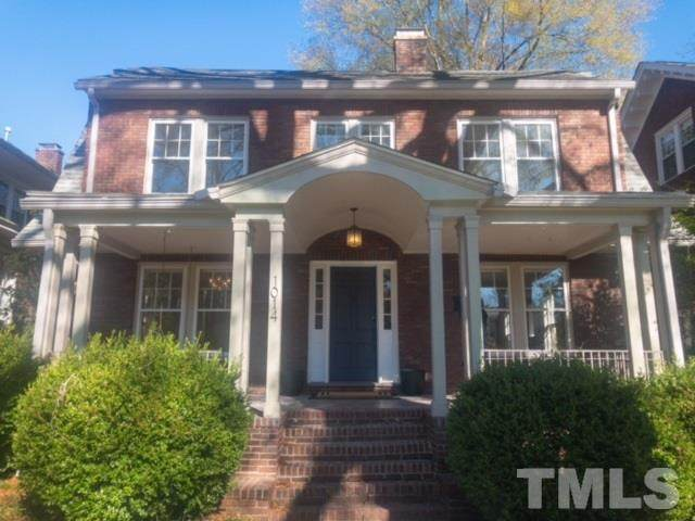 1014 Monmouth Avenue, Durham, NC 27701 (#2353180) :: Spotlight Realty
