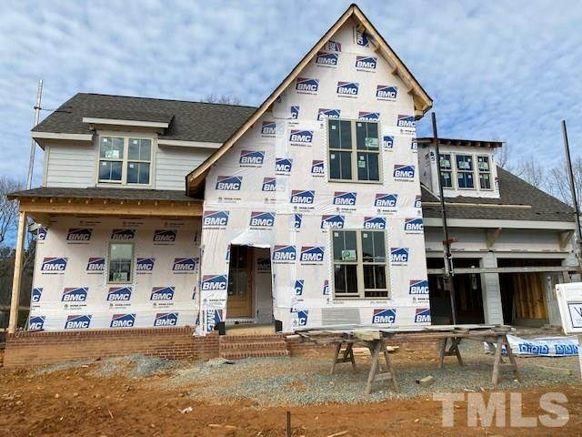 137 Cottage Way Lot 10, Pittsboro, NC 27312 (#2355500) :: The Jim Allen Group