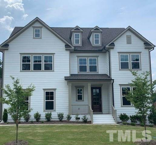 204 Silent Cove Lane Lot 99, Holly Springs, NC 27540 (#2359864) :: Real Properties
