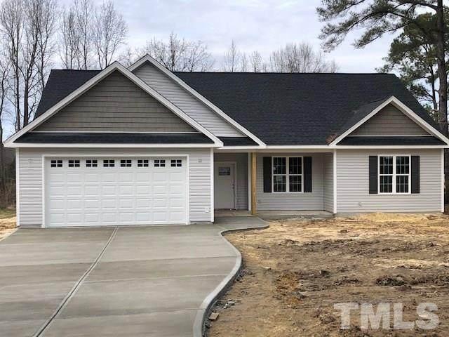 116 Highland Drive, Lillington, NC 27546 (MLS #2362481) :: On Point Realty