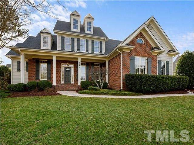 1345 Colonial Club Road, Wake Forest, NC 27587 (#2368931) :: Classic Carolina Realty