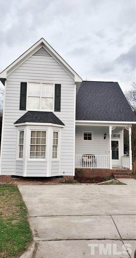 4428 Inez Court, Raleigh, NC 27604 (#2371881) :: Southern Realty Group