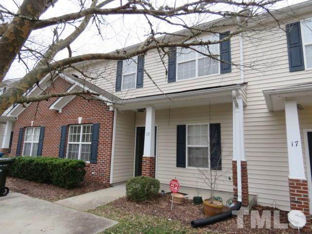 15 Chownings Street, Durham, NC 27713 (MLS #2372042) :: On Point Realty
