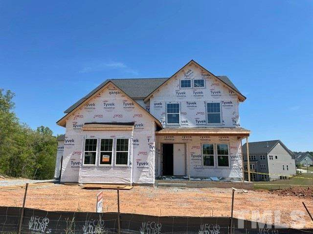 301 Ledge Manor Drive, Holly Springs, NC 27540 (MLS #2377818) :: The Oceanaire Realty