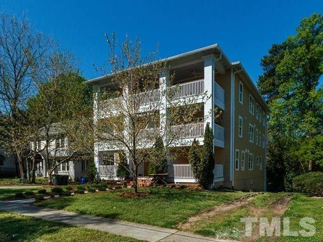 1107 Mordecai Drive #201, Raleigh, NC 27604 (MLS #2379809) :: The Oceanaire Realty