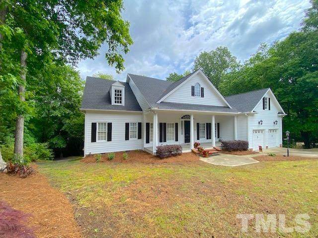 328 Neuse Ridge Drive, Clayton, NC 27527 (#2382500) :: Real Estate By Design