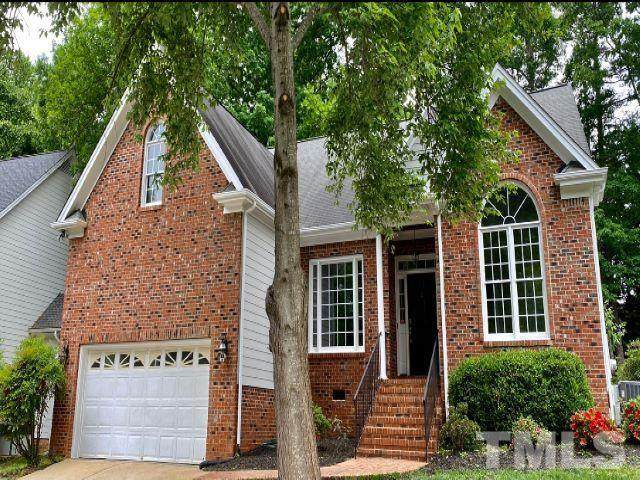 6313 Belle Crest Drive, Raleigh, NC 27612 (MLS #2383954) :: The Oceanaire Realty