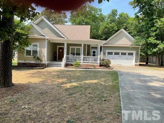 110 Stargrass Circle, Goldsboro, NC 27534 (MLS #2385947) :: The Oceanaire Realty