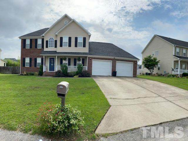 91 Lenoir Drive, Spring Lake, NC 28390 (MLS #2388855) :: On Point Realty