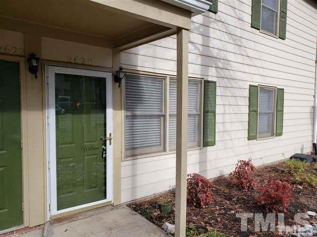 2620 Brafferton Court #2620, Raleigh, NC 27640 (#2389719) :: Dogwood Properties