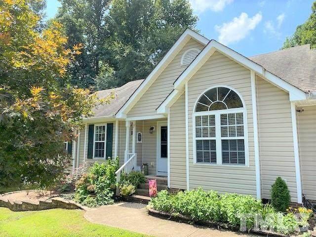 160 Hardwood Drive, Franklinton, NC 27525 (#2402278) :: The Jim Allen Group