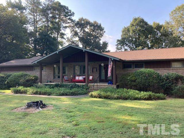 317 Country Club Drive, Durham, NC 27712 (#2407841) :: Raleigh Cary Realty