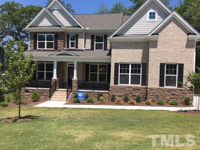 1027 Valley Rose Way, Durham, NC 27712 (#2135796) :: The Perry Group