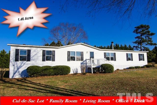 120 Wade Drive, Princeton, NC 27569 (#2151196) :: Rachel Kendall Team, LLC