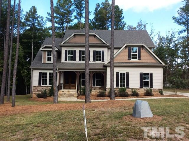 1203 Rogers Farm Road, Wake Forest, NC 27587 (#2155098) :: The Jim Allen Group