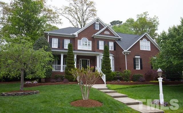 1407 Chelton Oaks Place, Raleigh, NC 27614 (#2161927) :: Allen Tate Realtors