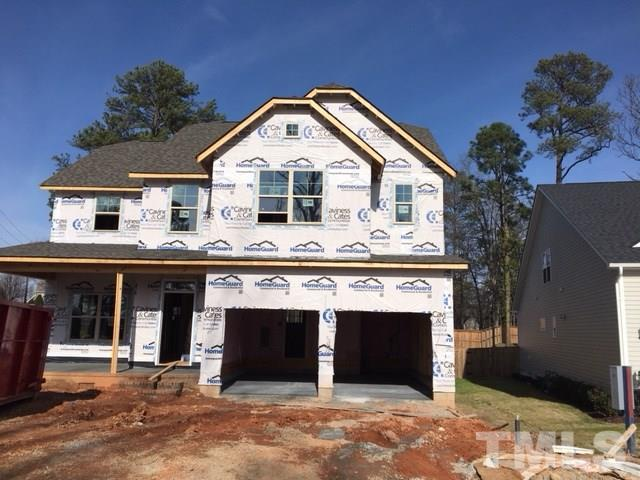 2128 Temple Hills Way Lot 12, Fuquay Varina, NC 27526 (#2162052) :: The Jim Allen Group