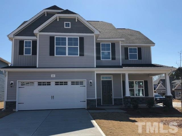 16 Sugar Maple Court #22, Garner, NC 27529 (#2162309) :: Raleigh Cary Realty