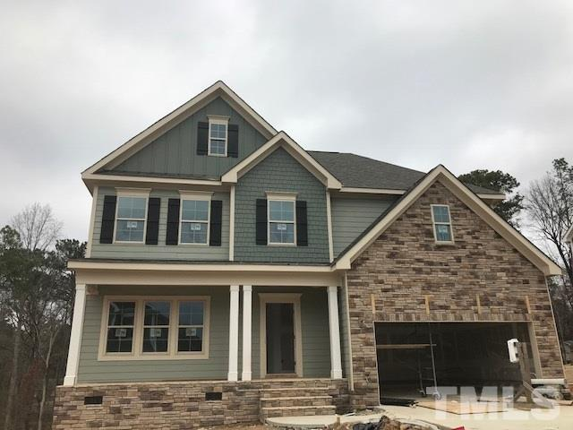 8009 Peachtree Town Lane Lot 27, Knightdale, NC 27545 (#2165882) :: Rachel Kendall Team, LLC