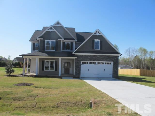 135 Farrah Shea Way, Angier, NC 27501 (#2166661) :: Raleigh Cary Realty