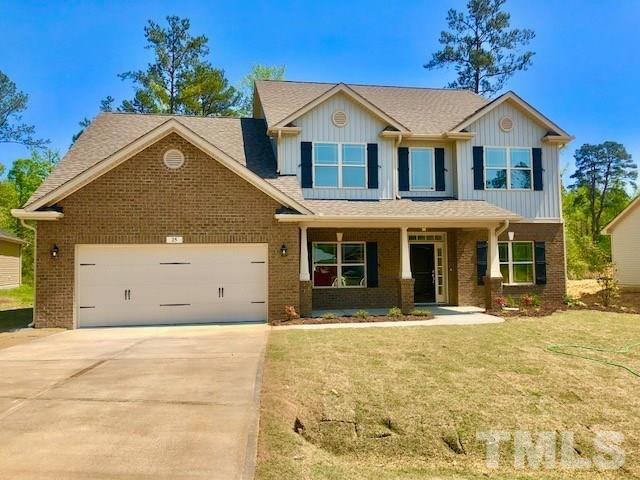 25 Woodwater Circle, Lillington, NC 27546 (#2167152) :: Raleigh Cary Realty