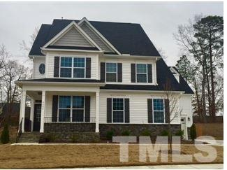 3437 South Pointe Drive, Apex, NC 27539 (#2173694) :: The Abshure Realty Group