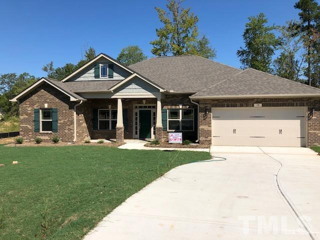 10 Woodwater Circle, Lillington, NC 27546 (#2174470) :: Raleigh Cary Realty
