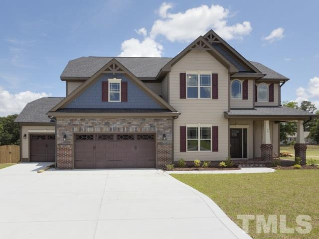 52 Reserve Drive, Fuquay Varina, NC 27526 (#2175165) :: The Abshure Realty Group