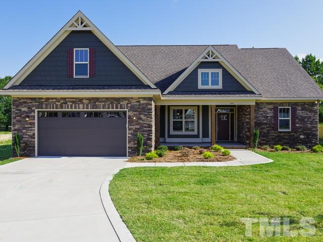 104 Trophy Ridge, Fuquay Varina, NC 27526 (#2197399) :: The Abshure Realty Group
