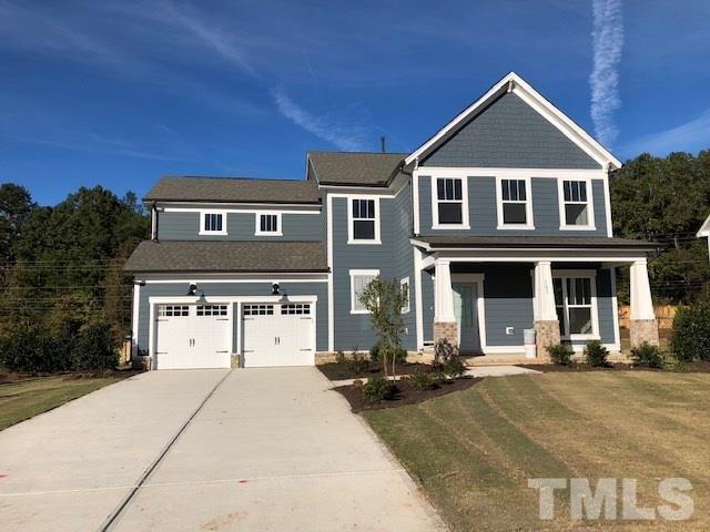 103 Sunburst Drive Cb Lot 49, Durham, NC 27705 (#2197958) :: The Perry Group