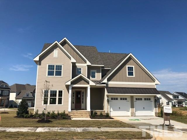 1524 Bicknor Drive, Apex, NC 27502 (#2199757) :: The Abshure Realty Group