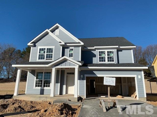 121 Woodstaff Avenue Lot 4, Wake Forest, NC 27587 (#2212499) :: Raleigh Cary Realty