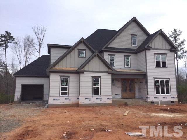 3825 Pickett Court, Wake Forest, NC 27587 (#2216455) :: The Perry Group