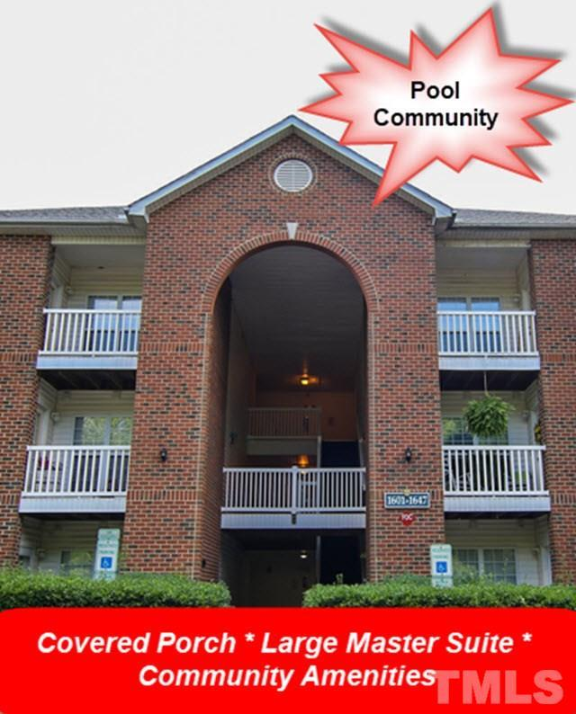 1639 Kenmore Drive #1639, Clayton, NC 27520 (#2220233) :: The Perry Group