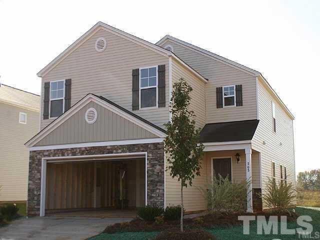 205 Haywards Lane, Mebane, NC 27302 (#2222734) :: The Perry Group