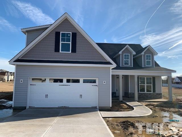 3803 W Ramblewood Hill Drive, Wilson, NC 27893 (#2226024) :: The Perry Group