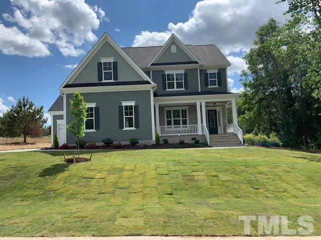 720 Milton Bluff Lane, Holly Springs, NC 27540 (#2238962) :: Raleigh Cary Realty