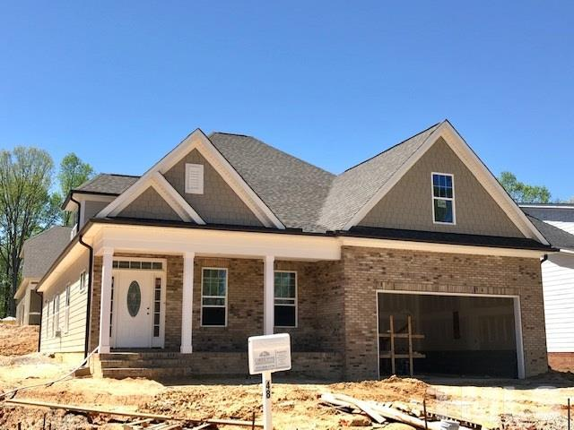 1447 Jakes Way Home Site #48, Fuquay Varina, NC 27526 (#2241771) :: The Perry Group