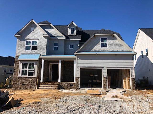 1536 Bicknor Drive, Apex, NC 27502 (#2270853) :: The Jim Allen Group