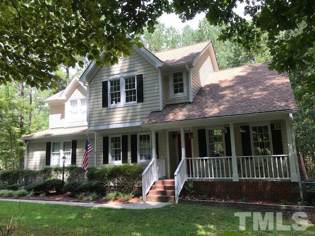 2 Ennis Court, Raleigh, NC 27613 (#2272420) :: The Perry Group