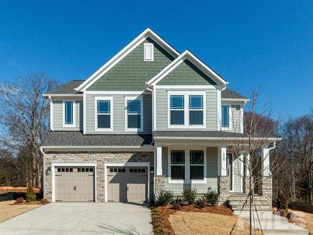 1516 Highpoint Street, Wake Forest, NC 27587 (#2287472) :: Realty World Signature Properties