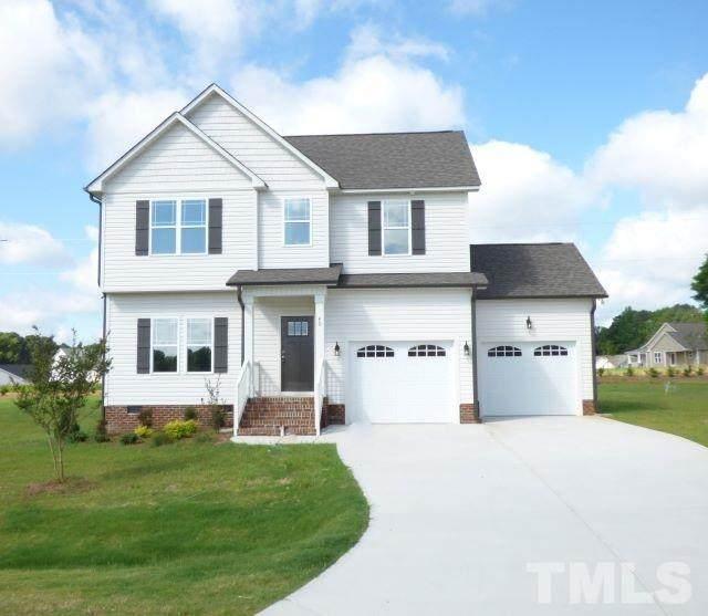 40 Tiller Drive, Benson, NC 27504 (#2299686) :: Spotlight Realty