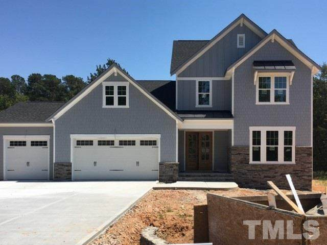 2708 Derby Glen Way Lot 7, Wake Forest, NC 27587 (#2317254) :: Raleigh Cary Realty
