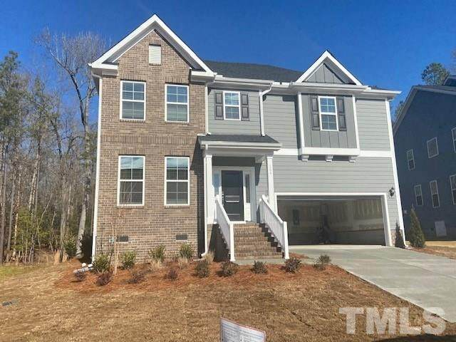304 Cahors Trail #155, Holly Springs, NC 27540 (#2322190) :: Marti Hampton Team brokered by eXp Realty