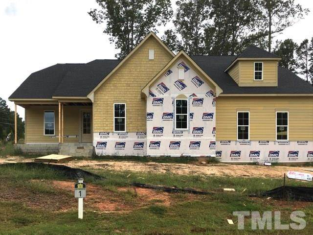 2732 Derby Glen Way Lot 1, Wake Forest, NC 27587 (#2336830) :: Raleigh Cary Realty